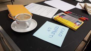 Kava ob S.P.-ju