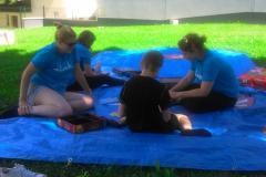 Družabne igre na ceradi v Črnučah