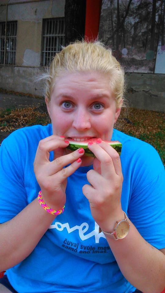 Med druženjem se osvežimo z lubenico
