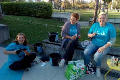 Water marbeling na dnevnih ČS Bežigrad