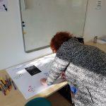Kreiranje skupnega plakata vtisov